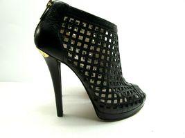 Michael Kors Womens Peep Toe Stilettos Platforms With Cutouts Size US 6 M image 8
