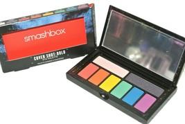 Smashbox Cover Shot Bold Eye Shadow Palette Matte New Full size  - $44.50