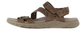 Earth Origins Suede Sport Sandals Westfield Wendy Sedona Brown 9M NEW A3... - $59.38