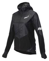 Inov8 AT/C Softshell Pro Full Zip Women's Running Jacket Black Jogging J... - $160.85