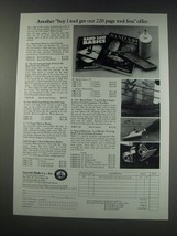 1991 Garrett Wade Tools Ad - Another buy 1 tool get our 220 page tool free offer - $14.99