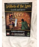 Artifacts of the Ages: Swords and Staves d20 system D&D 3rd edition - $3.96