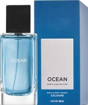 Bath and Body Works Signature Collection OCEAN For Men Cologne Spray 3.4 oz - $29.75