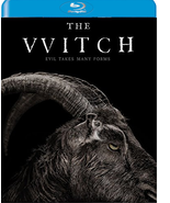 The Witch [Blu-ray]  - $2.95