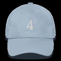 BRETT FAVRE 4 HAT / FAVRE HAT / 4 HAT / packers hat / DAD HAT image 8