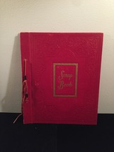 Vintage 50s rope bound scrapbook covers with some blank pages inside image 6