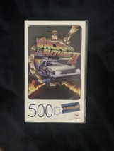 BLOCKBUSTER Back To The Future II VHS CASE 500 Piece Puzzle CARDINAL [New] - $29.99