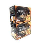 Nescafe Cafe Viet Milky Iced coffee instant coffee & Creamer drink mix -... - $19.75