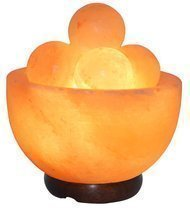 Himalayan Salt Massage Salt Lamp - $39.95