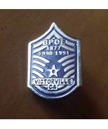 "BPOE Elks Lodge 1877 1990-1991 Victorville California Lapel Pin 7/8""  x ... - $12.86"
