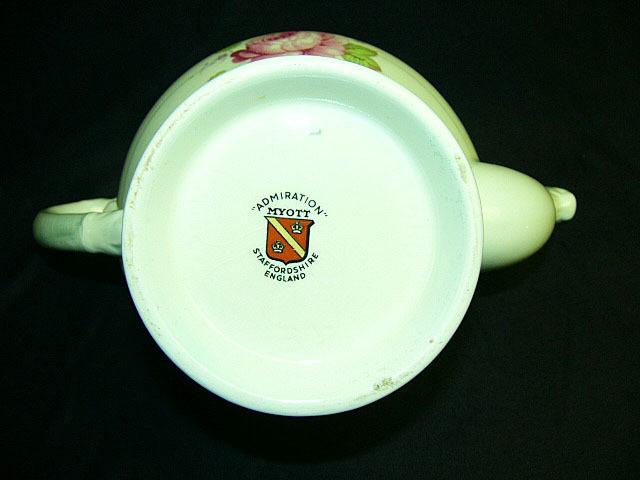Myott Rosita Ironstone English China Bowl Vintage