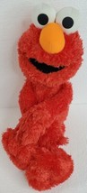 "Elmo Plush 22"" Stuffed Animal Toy Sesame Street 2012 Red Non Talking Fab... - $24.49"