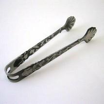 *Todai (Todai) Silver 3 × 12 × 3cm sugar tongs Rose 11300401 - $7.71