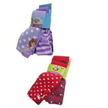 Girl's Disney Tights 2 in Pack  Sofia or Minnie - $5.72
