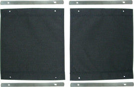 Tether Saddlebag Cover Pair Harddrive Parts - $36.95