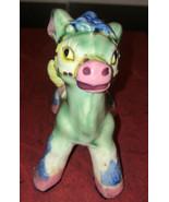 Vintage Ceramic Ponny Figurine Japan - $9.90
