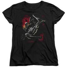 Batman - Kick Swing Short Sleeve Women's Tee Shirt Officially Licensed T... - $20.99+