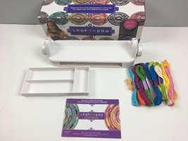 LoopDeDoo Spinning Loom Kit Jewelry Maker Bracelets Necklaces Crafting - $17.82