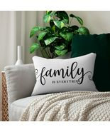 New Family is Everything Decorative Accent Lumbar Pillow Spun-Polyester with Ins - $29.99