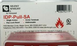 HONEYWELL NOTIFIER NBG-12LX FIRE ALARM PULL STATION IDP-PULL-SA NBG12LX image 7