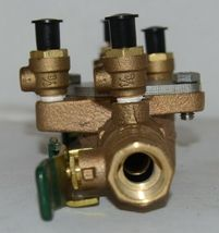 Watts Double Check Valve Assembly 1/2 Inch 007 QT Backflow Preventer 0062131 image 3