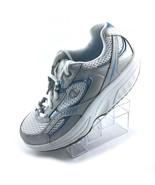 Champion Womens Leather Shape Ups Walking Shoes Size 6 Toning Rocker Whi... - $28.48