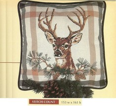 MAJESTIC DEER   -  CROSS STITCH PATTERN ONLY  HM - ERUV - $6.68