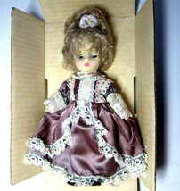 "1984 Ideal Victorian Ladies 8"" Vinyl Collector Costume Doll - $9.50"