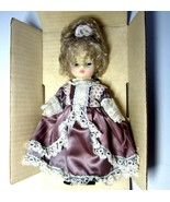 """1984 Ideal Victorian Ladies 8"""" Vinyl Collector Costume Doll - $9.50"""