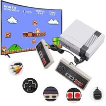 Classic Mini Retro Game Console, Built-In 620 Classic Games And 2 Clas - $67.99