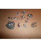 Necklace Pendants / Charms , Butterfly , Cross , Elephant  - $3.00