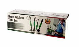Multi-Function Kitchen Tool Set – 4 Pieces Great Gift for the Cook in th... - $13.95