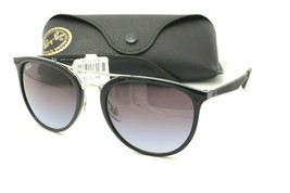 New Ray Ban RB 4285 Sunglasses 601/8G  Black Frames / Gray Gradient 55mm - $100.00