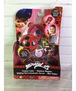 Bandai Miraculous Ladybug Compact Caller Communicator Toy NEW - $118.80