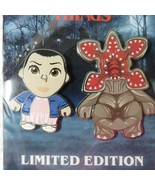 New Stranger Things Limited Edition Universal Pin Pinback Set Sold Out - $33.37