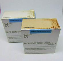 It Cosmetics Bye Bye Breakout Powder 0.24oz/6.8g Nib Choose Shade - $22.95