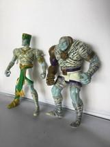 Mummies Alive Action Figure Toy Fighting Armon 1997 Kenner Hasbro CC - $12.86
