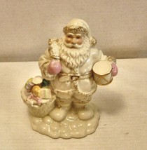 Lenox -7.25in Porcelain Santa Claus - $17.81