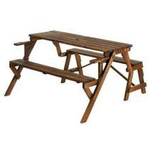 Convertible Garden Table And Bench - $299.99