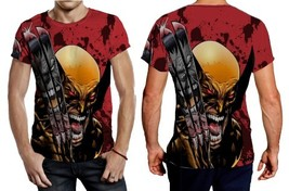 ultimate wolverine vs hulk image Tee Men's - $22.99