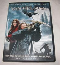 Van Helsing DVD, 2004, Widescreen, Hugh Jackman, Kate Beckinsale, Free S... - $7.68