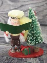 Kurt S Adler Hershey's Chocolate Ornament Caroler Elf Tree - $8.90