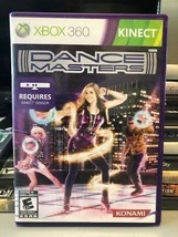 Dance Masters (Xbox 360, 2010), Tested, FREE SHIPPING, USA Seller - $7.37