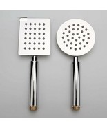 Stainless Steel Material High Pressure Water Saving Shower Head Chrome F... - $11.97