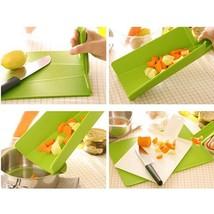 Useful Flexible Plastic Chopping Cutting Board ... - $8.20