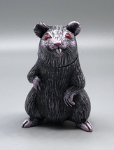 Max Toy Dry-Brush Oh-Nezumi Rat/Mouse Handpainted by Mark Nagata - Extremely Lim image 7