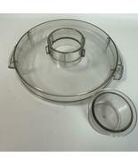Cuisinart Pro Classic 7 Cup DLC-10S Bowl Lid + Cap DLC-116GTX - $29.69