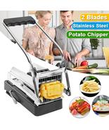Stainless Steel French Fry Potato Vegetable Cutter Maker Slicer Kitchen ... - $24.55