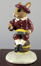 "Royal Doulton Bunnykins Figurine - ""Little Jack Horner"" DB221 - $20.89"