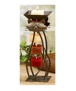 Cat Candle On a Rope Holder with One Candle on a Rope - $30.00